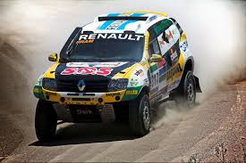 renault rally renault will compete in the 2016 rally dakar with a duster
