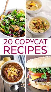 87 best images about recipes copycat favorites on pinterest