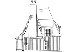 Narrow House Plans by Victorian House Plans Topeka 42 012 Associated Designs
