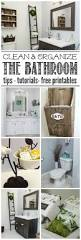 bathroom cleaning and organization ideas clean scentsible everything you need clean and organize the bathroom cleaning tips organization ideas