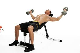 Flat Bench Db Fly Two Days A Week To A Barrel Chest Workout Routine Men U0027s Fitness