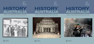 history australia the australian historical association