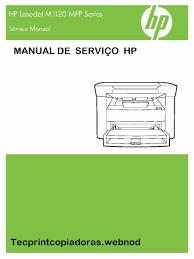manual tecnico de serviço service manual impressoras hp r 13