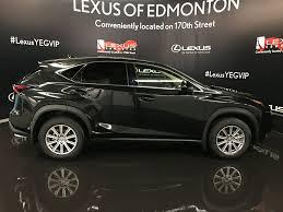 lexus nx f sport black pre owned 2017 lexus nx 200t tour of alberta 4 door sport utility