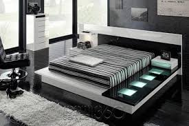 Modern Platform Bed Design For Small Bedroom Modern Platform Bed With Slip Cover 2