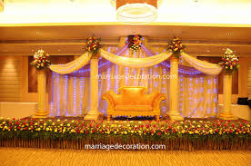 Wedding Decoration Home Reception Hall Decorations Wedding Decoration Ideas For Reception