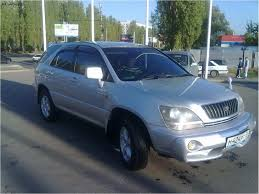 toyota harrier 2006 specifications ehow catalog cars