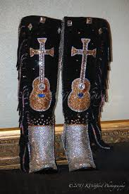 s boots with bling 28 best jacqi bling boots images on san antonio