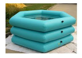 durable small pool 0 9mm pvc tarpaulin easy to clean