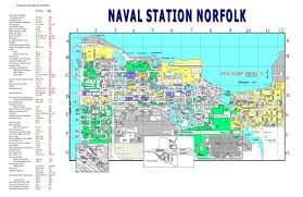 Map Of Bowling Green Ohio by Map Of Naval Station Norfolk Relocation Militarynews Com