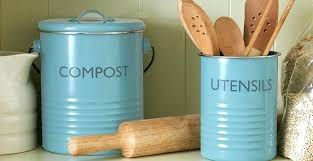kitchen canisters blue vintage kitchen canister sets bloomingcactus me