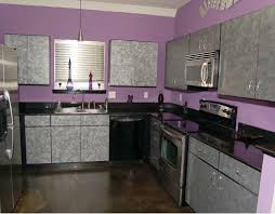 black and purple kitchen ideas 6769 baytownkitchen