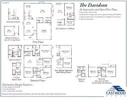 eastwood homes davidson floor plan u2013 meze blog