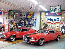 just garages mustang garage makeovers mustang monthly magazine