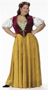plus size chelsea renaissance costume