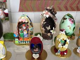 easter egg display photos disney s contemporary resort easter egg displays wdw