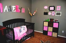 Rugs For Baby Bedroom Stunning Baby Room Design With Brown Rug Flooring And Black