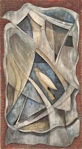 abstract wood carving vernon smith abstract wood carving with bird and