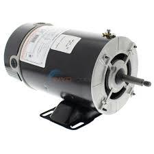 magnetek 3 4 hp 2 speed 115v thru bolt motor bn36 inyopools com