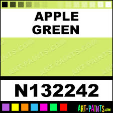 Light Green Color by Green Apple Paint Bathed In Color When To Use Green In The Bath