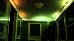 front porch lights led
