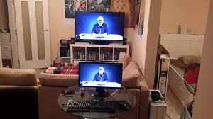 long gaming desk what are your own diy hacks in gaming neogaf