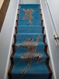 Leopard Runner Rug Leopard Stair Runner By Tsferrari Animal Print Pinterest