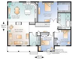 house plans open floor plan open single around two basement tamilnadu kerala
