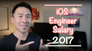 how much money i made as an ios android engineer salary history
