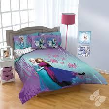 Home Design Bedding Set Bedroom Frozen Disney Frozen Elsa Anna 4 Piece Toddler