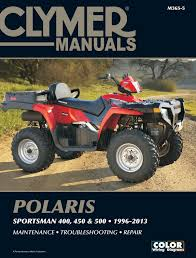 400 450 u0026 500 sportsman atv 1996 2013 service repair manual