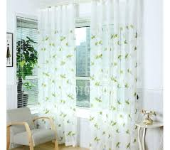 Patterned Sheer Curtains High End Curtains Window Drapes Custom Curtains Sale White