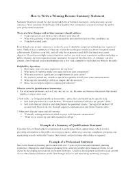 resume summary statements about experiences this is resume summary statements headline summary of resume