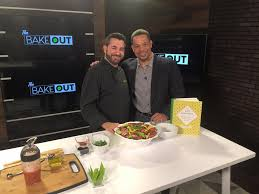 cuisine tv programmes tv launches cannabis medicine the bakeout