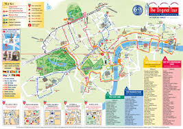 San Francisco Sightseeing Map by The Best Tourist Maps In Europe Tourist Map