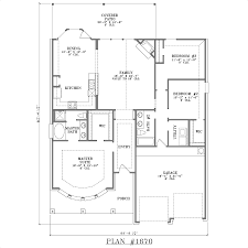 one story floor plans with front porch