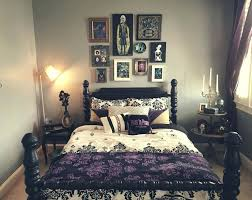 goth bedrooms awesome goth bed ideas minimalist impressive bedroom designs gothic