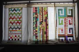 Short Curtains For Basement Windows by Scrappy Quilts U2013 Opiegp U0027s Blog