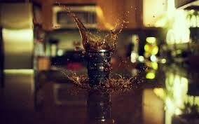 drink splash cup drink splash macro wallpaper 1680x1050 24198