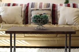 Industrial Wood Coffee Table by Espresso Rustic Industrial Coffee Table Rustic Home Decor Rustic
