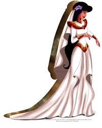 96 best disney princess wedding art images on pinterest