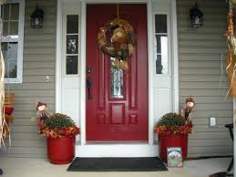 front door enchanting red front door color images best front