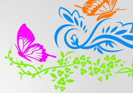 floral butterfly u0026 flowers free photoshop brushes at brusheezy
