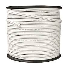 christmas wire spt 2 18 awg 250 ft white