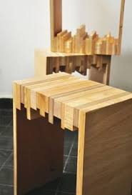 Build Wooden End Table by X Marks The Spot With This Easy To Build Wooden End Table That