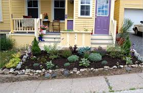 awesome picture of ideas for front yard landscaping without grass