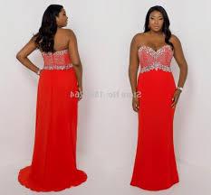 red plus size prom dresses 2015 naf dresses