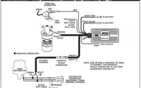 msd 6al to hei wiring diagram wiring diagram and schematic