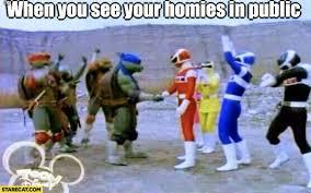 Power Ranger Meme - it s memeing time 15 dank power rangers memes ultimate comicon