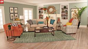 home spice decor spice up your home with orange decor cnn